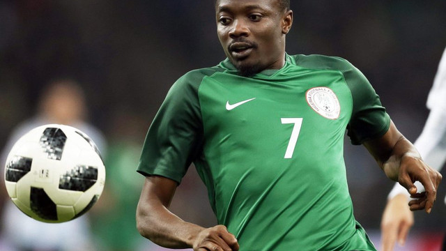 Ahmed Musa'ya 45 milyon Euro !
