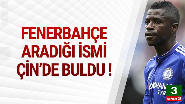 Fenerbahçe'den Ramires harekatı !