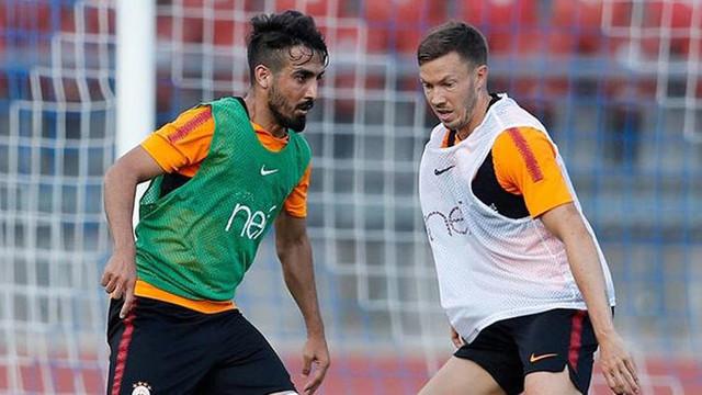 Galatasaray'da Muğdat Çelik sevinci !