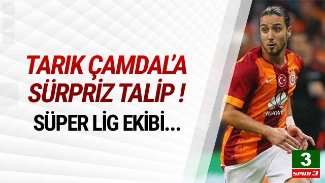 Tarık Çamdal, Süper Lig ekibine gidiyor !