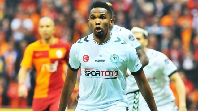Konyaspor'da Samuel Eto'o depremi !