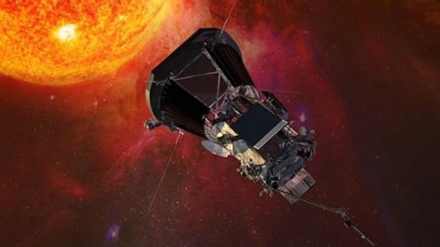 NASA Güneş'e gidiyor