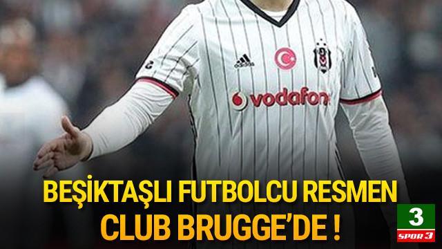 Club Brugge Mitrovic'i resmen açıkladı
