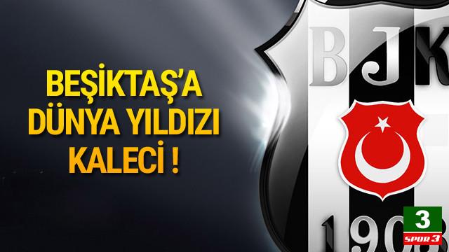 Beşiktaş'tan Ospina bombası