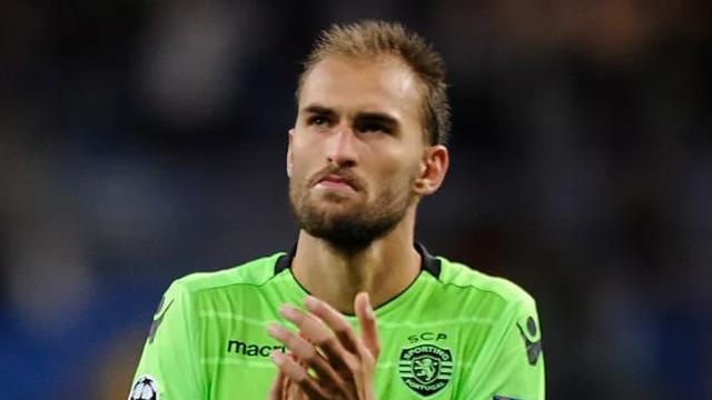 Sporting Lizbon, Bas Dost ile sözleşme uzattığını açıkladı