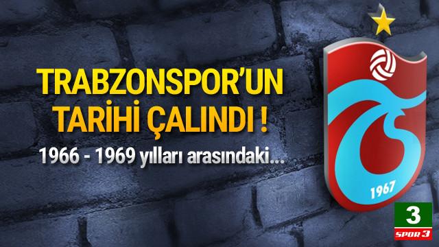Trabzonspor'un karar defterleri çalındı