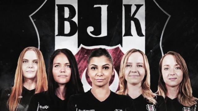 Beşiktaş'tan kadın CS:GO takımı !