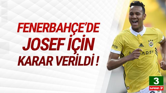 Fenerbahçe'de Josef de Souza kararı verildi !