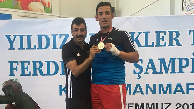Türk Telekom Milli Boksörü Türkiye Şampiyonu Oldu