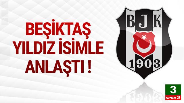 Beşiktaş Umut Nayir'i kaptı !