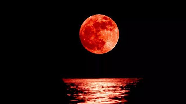 Kanlı Ay tutulmasıyla ilgili korkutan iddia !