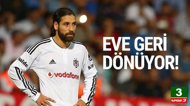 Olcay Şahan, Beşiktaş'a geri dönüyor