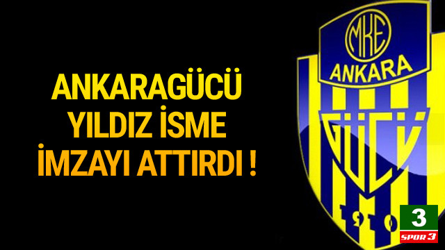 Bakary Kone Ankaragücü'nde