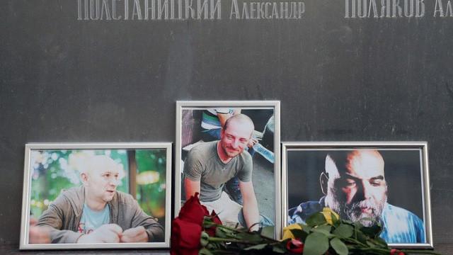 Güney Afrika'da 3 Rus gazeteci öldürüldü