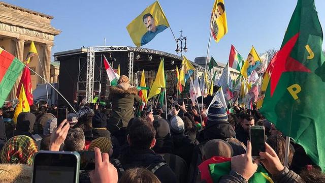 Almanya'dan terör örgütü YPG kararı