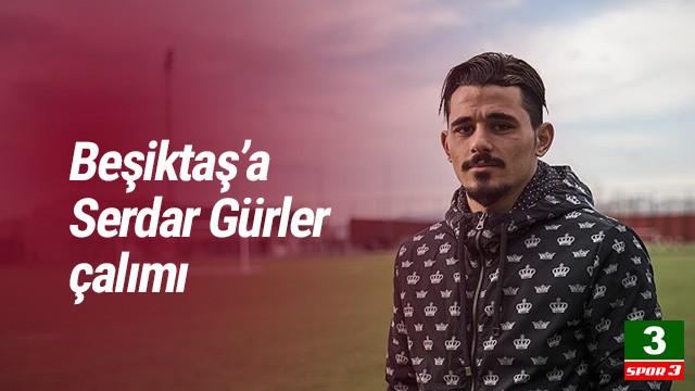 Galatasaray'dan Beşiktaş'a Serdar Gürler çalımı