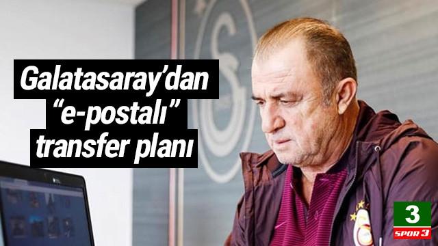 Galatasaray'dan Roma'ya e-mail yoluyla transfer teması