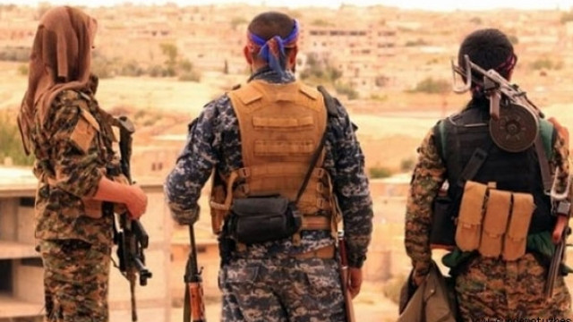 İngilizler yeni akıllandı: ''PKK DEAŞ ile savaşmıyor''