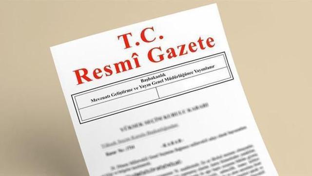 13 üniversiteyle ilgili karar Resmi Gazete'de