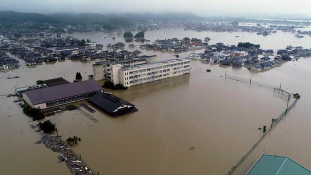 Japonya'da büyük felaket: Ölü sayısı 81'e çıktı