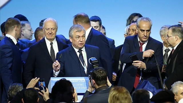 Suriye'nin ardından Rusya'dan da Türkiye açıklaması