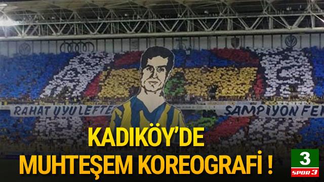Kadıköy'de anlamlı koreografi !