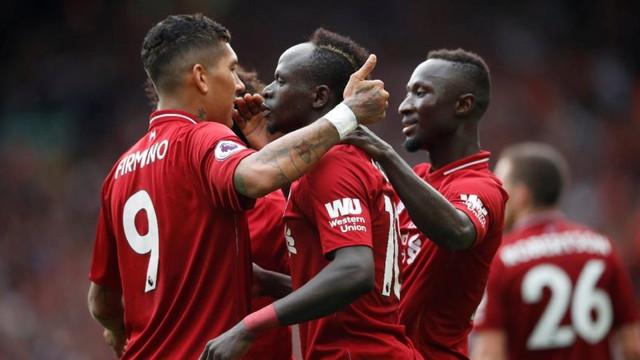Liverpool'dan müthiş başlangıç: 4-0 !