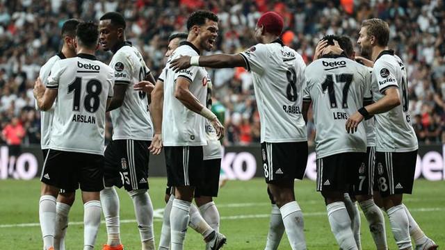 Beşiktaş - Akhisarspor: 2-1