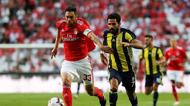 İşte Fenerbahçe - Benfica maçının muhtemel kadroları