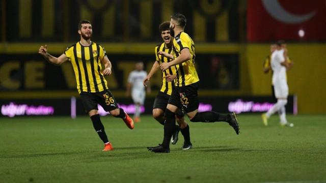 Spor Toto 1. Lig'de 7 gollü müthiş maç !