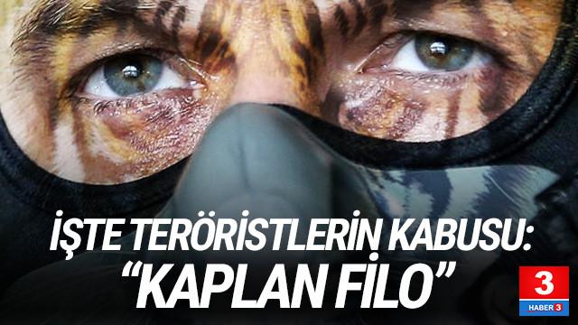 İşte teröristlerin kabusu: Kaplan Filo