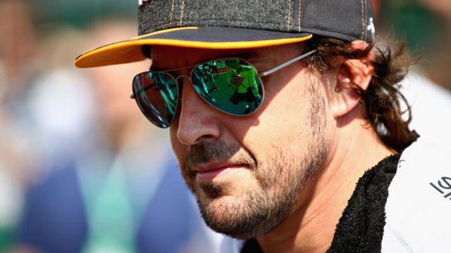 Fernando Alonso'dan şok karar !