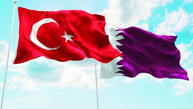 Katar'dan Türkiye'ye destek !
