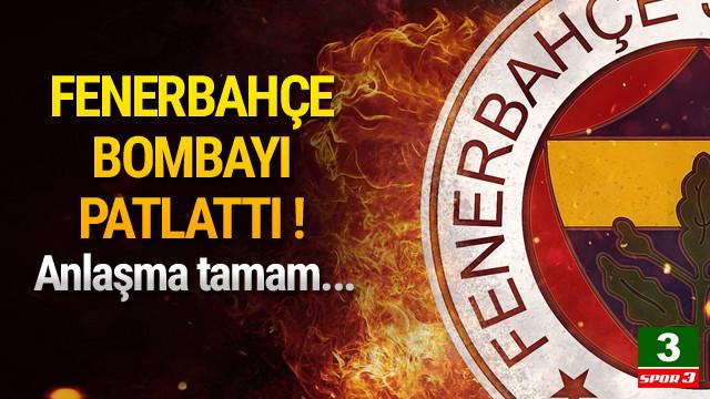 Fenerbahçe'den Emre Akbaba bombası !