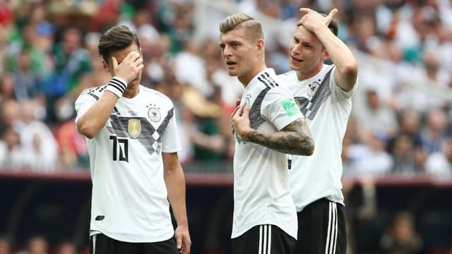 Mesut Özil'e şok tepki !