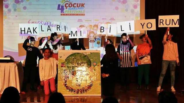 Çocuk hakları festivali için açık çağrı