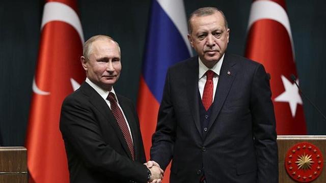 Rusya'dan Türk lirası açıklaması !