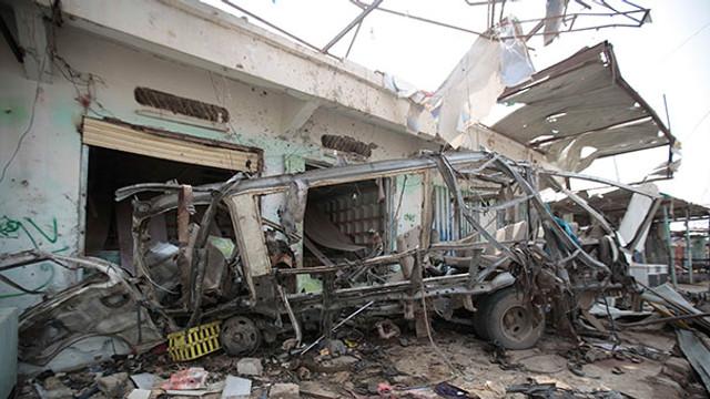 Çocukları katleden bomba ABD'nin çıktı