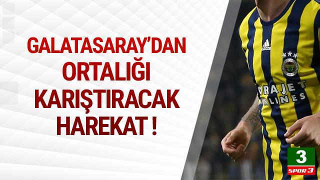 Galatasaray'dan Kjaer bombası !