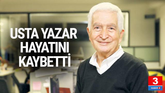 Usta yazar Güngör Uras hayatını kaybetti