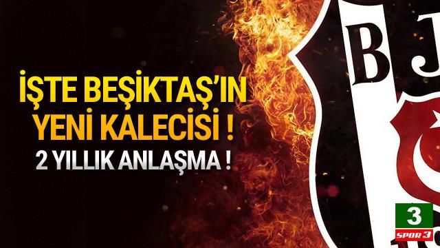 Beşiktaş'ın yeni kalecisi Loris Karius !