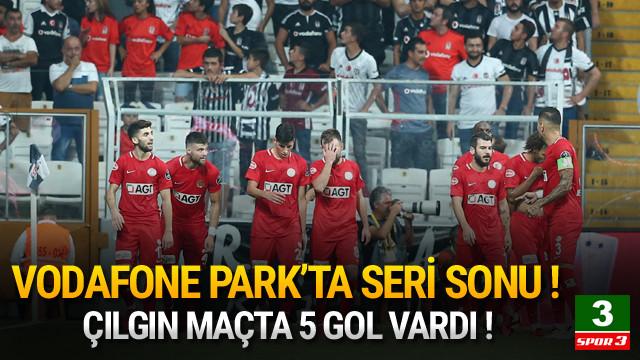 Beşiktaş evinde yıkıldı !