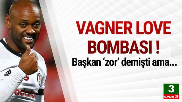 Göztepe'den Vagner Love bombası !