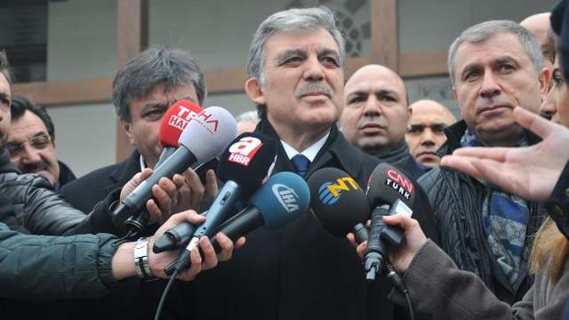 Abdullah Gül'ün köşk doktoru FETÖ'den tutuklandı