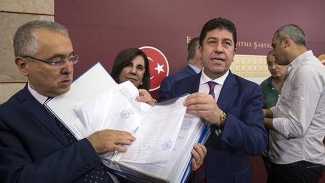 İşte CHP'de imzasını geri çeken 31 isim
