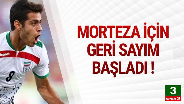 Morteza adım adım Trabzonspor'a !