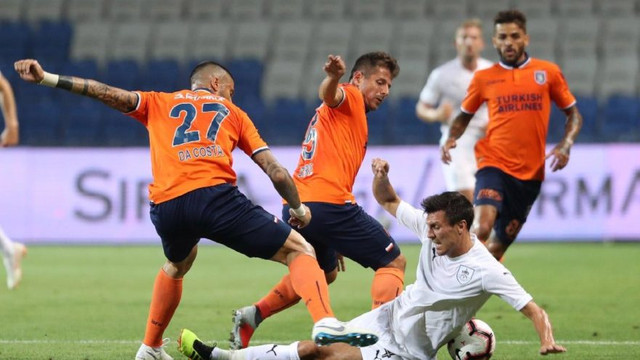 Başakşehir - Burnley maç sonucu 0-0