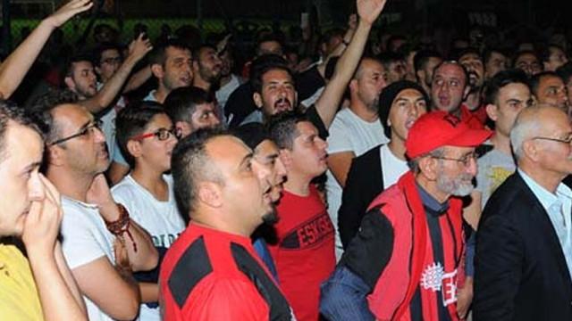 Eskişehirspor transfer yasağını kaldıramadı