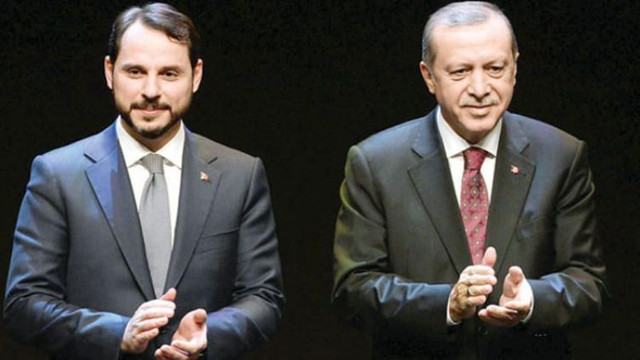 Varlık Fonu'nda Başkan Erdoğan, Başkanvekili Albayrak