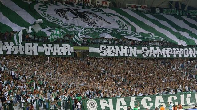 Konyaspor'dan anlamlı hareket !